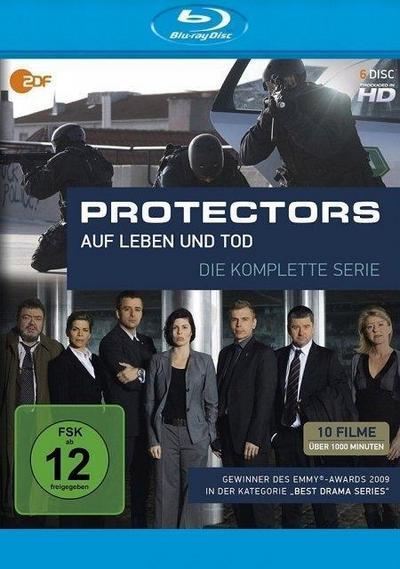 Protectors: Auf Leben und Tod - Die komplette Serie Bluray Box