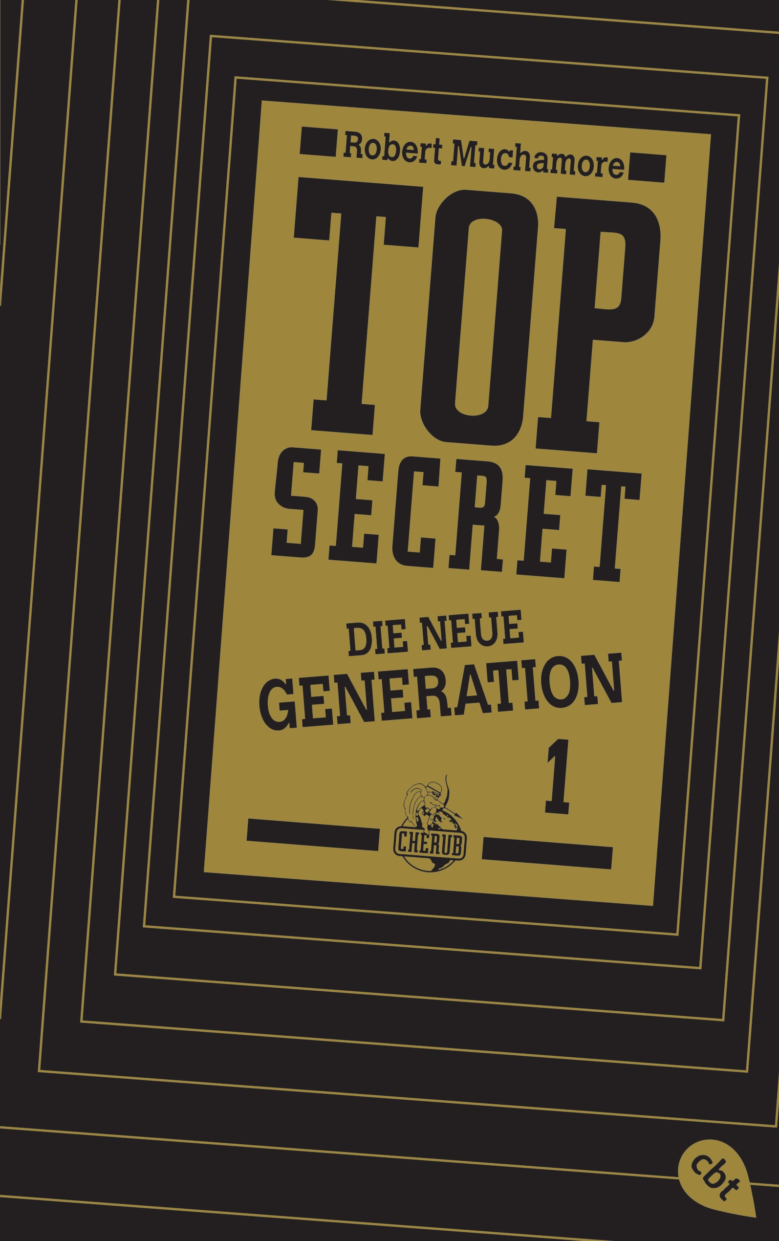 Top Secret. Die neue Generation 01. Der Clan Robert Muchamore