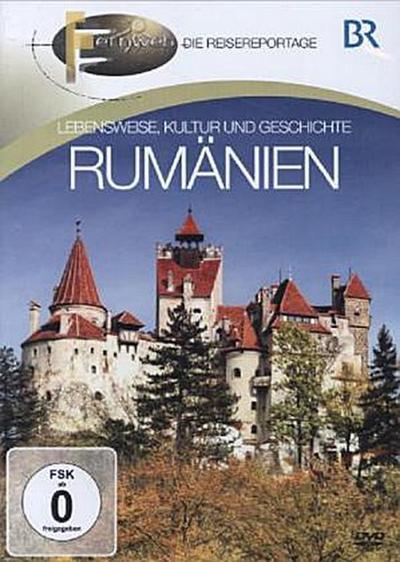 Rumänien, 1 DVD
