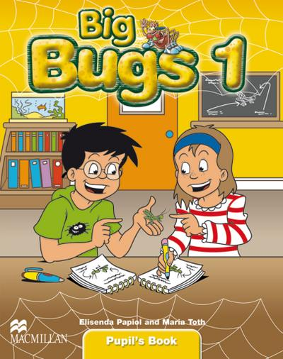 Big Bugs. Level 1 Pupil's Book