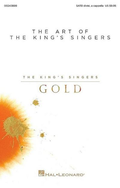 The Art of the King's Singers, Vocal Score