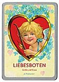 Liebesboten, 20 Postkarten