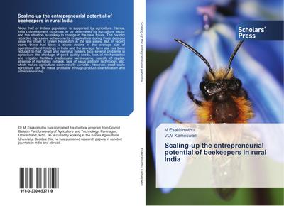 Scaling-up the entrepreneurial potential of beekeepers in rural India