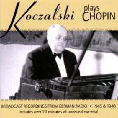 Koczalski Spielt Chopin