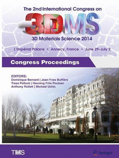 The 2nd International Congress on 3D Materials Science