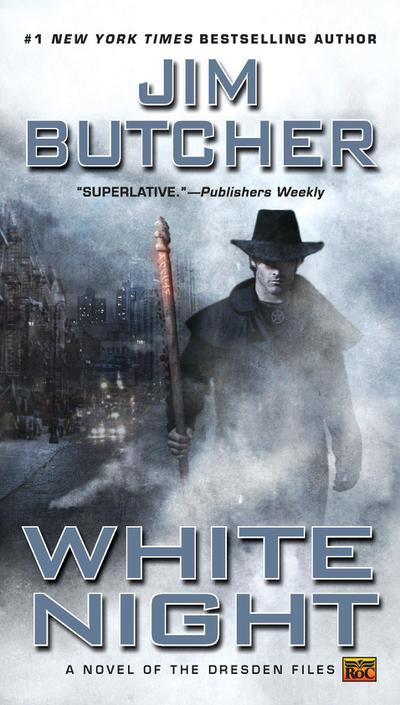 Dresden Files 09. White Night