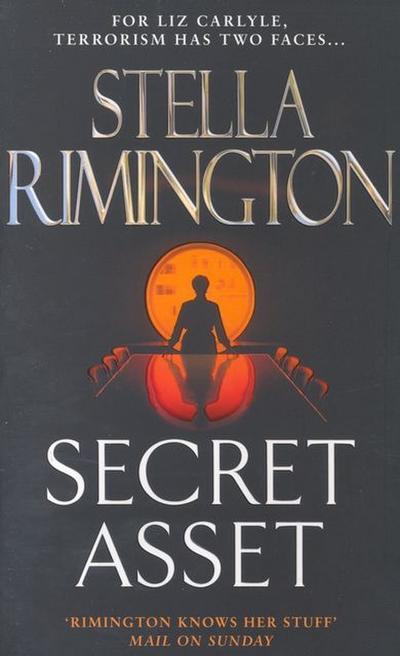 Secret Asset (Liz Carlyle, Band 2)