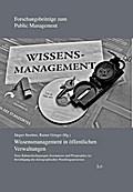Wissensmanagement in öffentlichen Verwaltungen