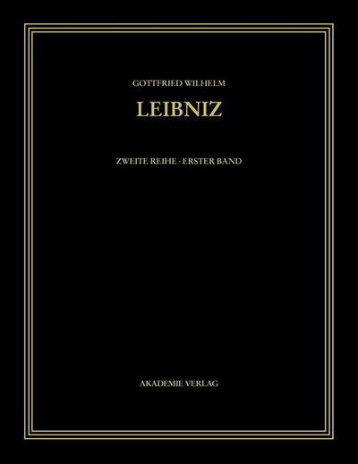 Sämtliche Schriften und Briefe 1. Philosophischer Briefwechsel