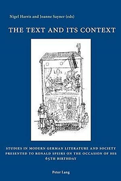The Text and its Context