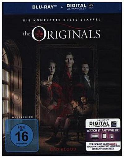 The Originals. Staffel.1, 4 Blu-rays