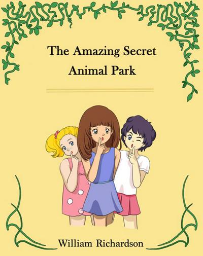 Amazing Secret Animal Park