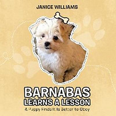 Barnabas Learns a Lesson