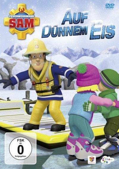Feuerwehrmann Sam - Auf dünnem Eis