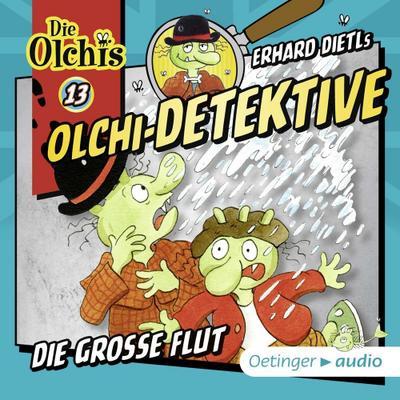 Olchi-Detektive 13. Die große Flut (CD)