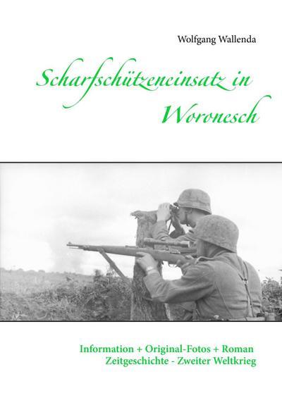 Scharfschützeneinsatz in Woronesch