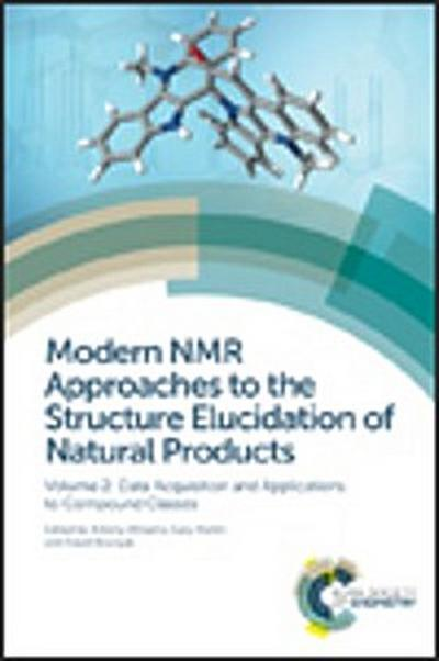 Modern NMR Approaches to the Structure Elucidation of Natural Products