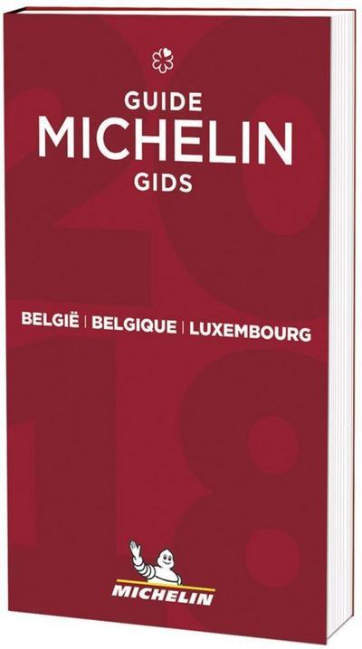 Michelin Belgique & Luxembourg 2018