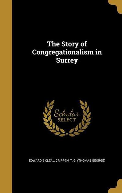 STORY OF CONGREGATIONALISM IN