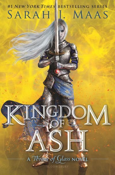 Kingdom of Ash (Throne of Glass, Band 7)