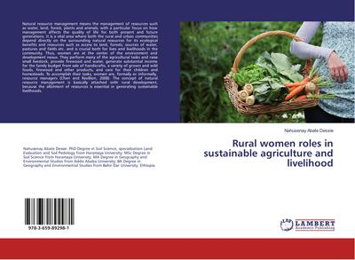 Rural women roles in sustainable agriculture and livelihood