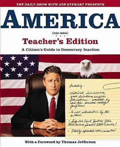 America, the Book, Teacher's Edition
