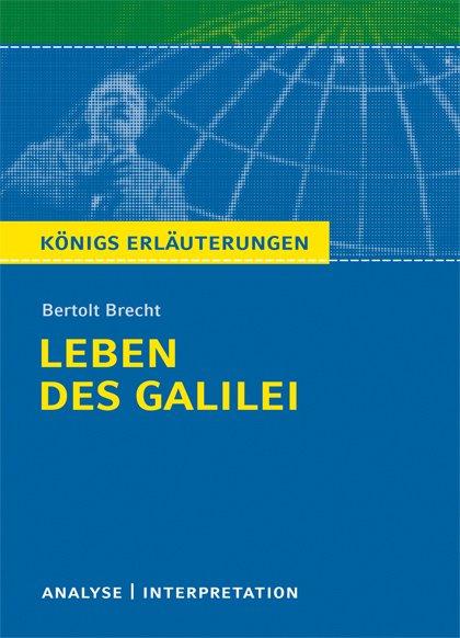 Bertolt Brecht 'Leben des Galilei' Bertolt Brecht