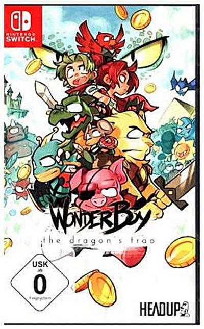 Wonder Boy: The Dragon's Trap (Nintendo Switch)