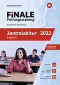FiNALE Prüfungstraining Zentralabitur Nordrhein-Westfalen. Englisch 2022