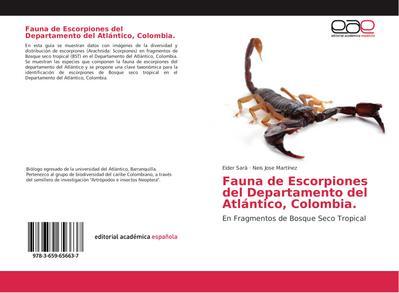 Fauna de Escorpiones del Departamento del Atlántico, Colombia