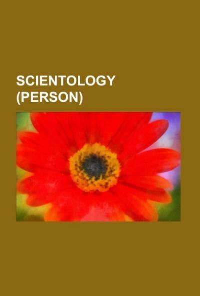 Scientology (Person)