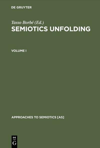 Semiotics Unfolding