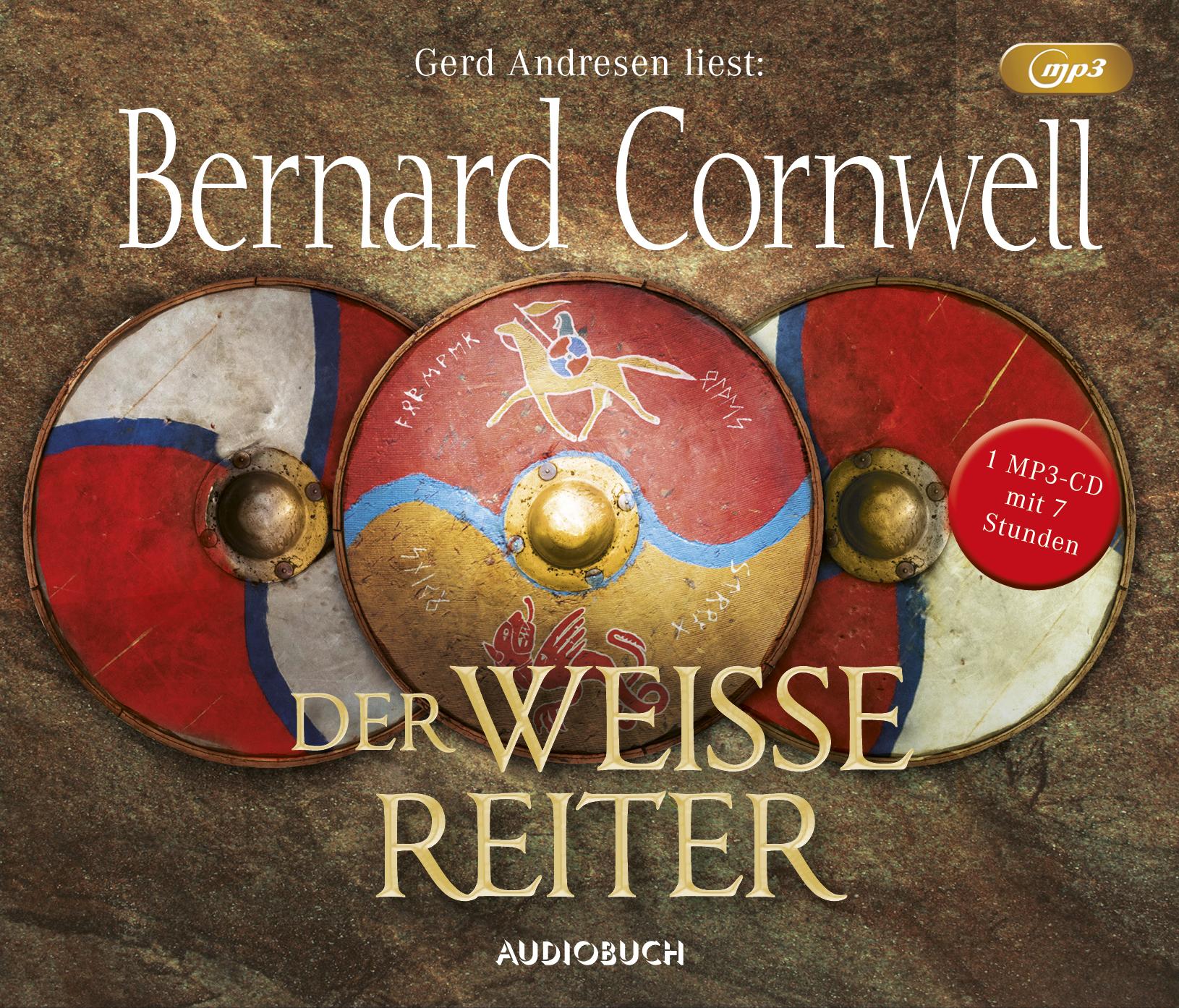 NEU Der weiße Reiter Bernard Cornwell 620100