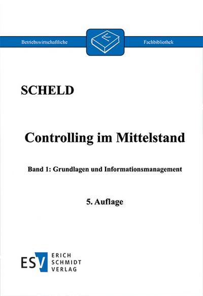 Controlling im Mittelstand. Band 01