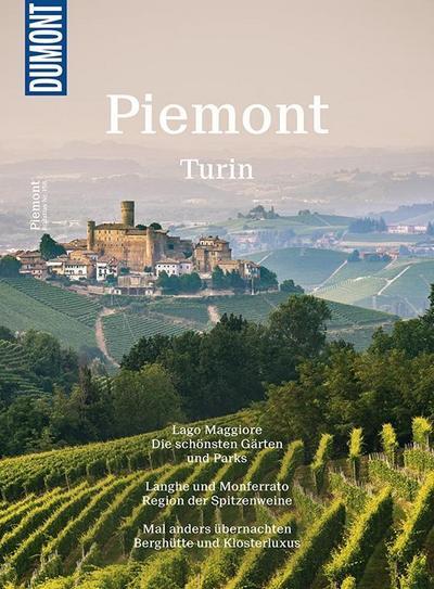 DuMont Bildatlas 158 Piemont/Turin