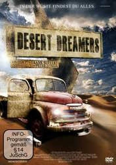 Desert Dreamers - Alive - Vertrieb Und Marketing, DVD - DVD, Englisch| Deutsch, Frank Suffert, USA, USA