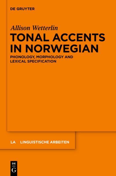 Tonal Accents in Norwegian