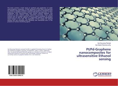 Pt/Pd-Graphene nanocomposites for ultrasensitive Ethanol sensing