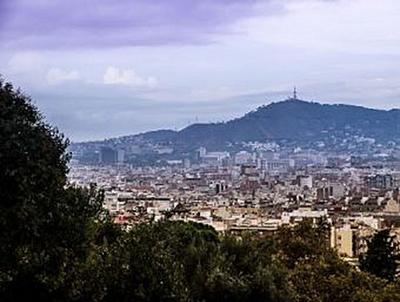 Barcelona - 100 Teile (Puzzle)