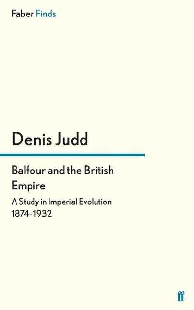 Balfour and the British Empire