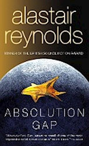 Alastair Reynolds ~ Absolution Gap 9780441012916