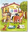 Zähle die Tiere von 1 bis 10; Bilderbuch ab 2 ...