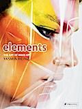 Elements; The Art of Make-up by Yasmin Heinz; Englisch; 180 Illustr.