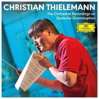 Christian Thielemann - The Orchestral Recordings on Deutsche Grammophon
