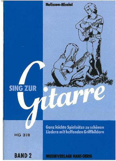 Sing zur Gitarre, Bd.2