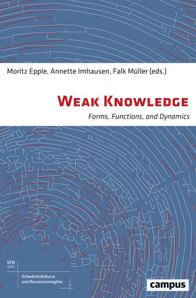 Weak Knowledge - Forms, Functions, and Dynamics