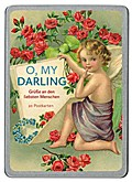O, my Darling, 20 Postkarten