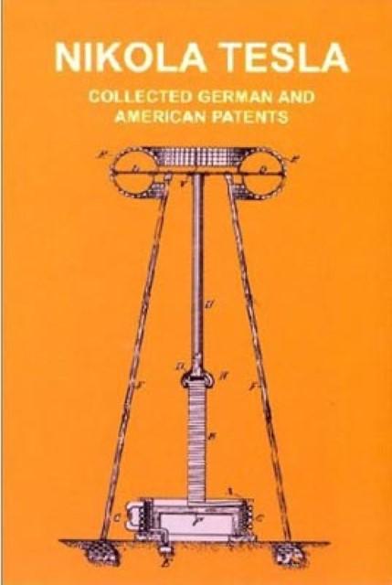 collected german and american patents nikola tesla ebay. Black Bedroom Furniture Sets. Home Design Ideas