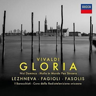 Gloria, 1 Audio-CD