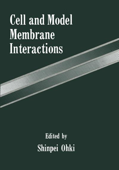 Cell and Model Membrane Interactions